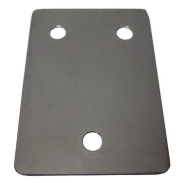 BACKING PLATE FOR DLB-9 WINDLINE R-2318