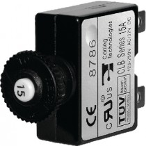 Circuit Breaker 3Amp Push