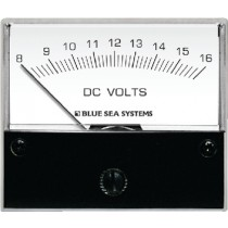 Voltmeter Analog 8-16V AC