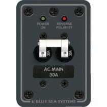 AC Main Breaker Panel 120V AC 30A