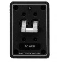 AC Main Breaker Panel 120V AC 50A