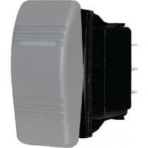 Contura Rocker Switch DPDT (On)Off(On)