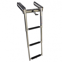 TELESCOPING SLIDE MOUNT 3 STEP LADDER WINDLINE SM-3XOC