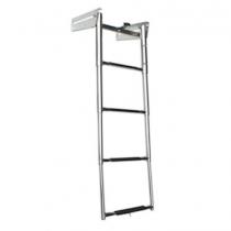 TELESCOPING SLIDE MOUNT 4 STEP BOARDING LADDER WINDLINE SM-4XB